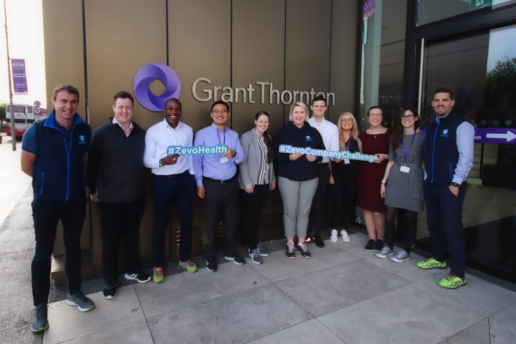 Grant Thornton. Workplace Wellness Programme. Workplace Wellness Challenge