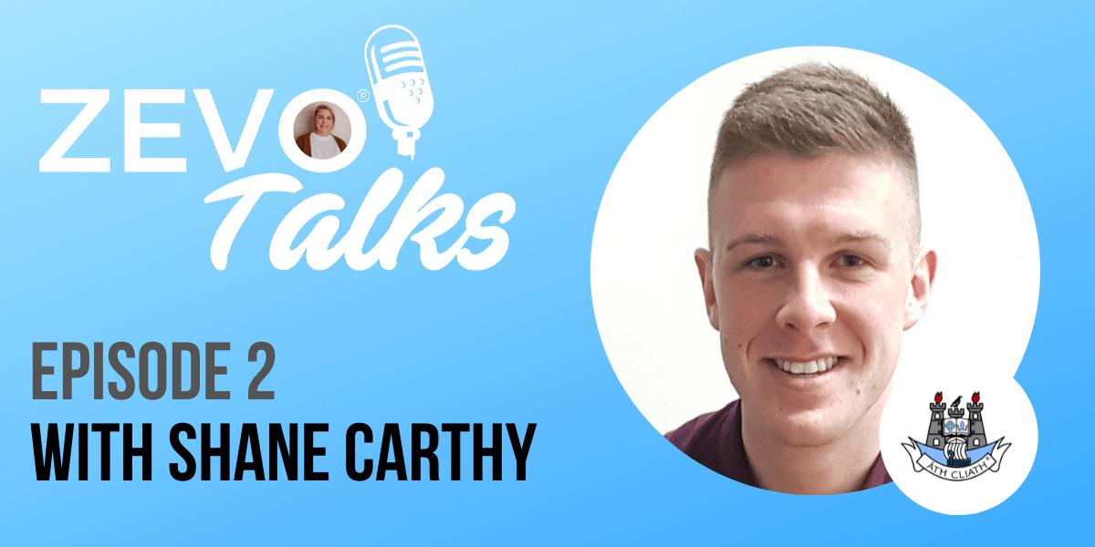 Dublin GAA Shane Carthy Zevo Health