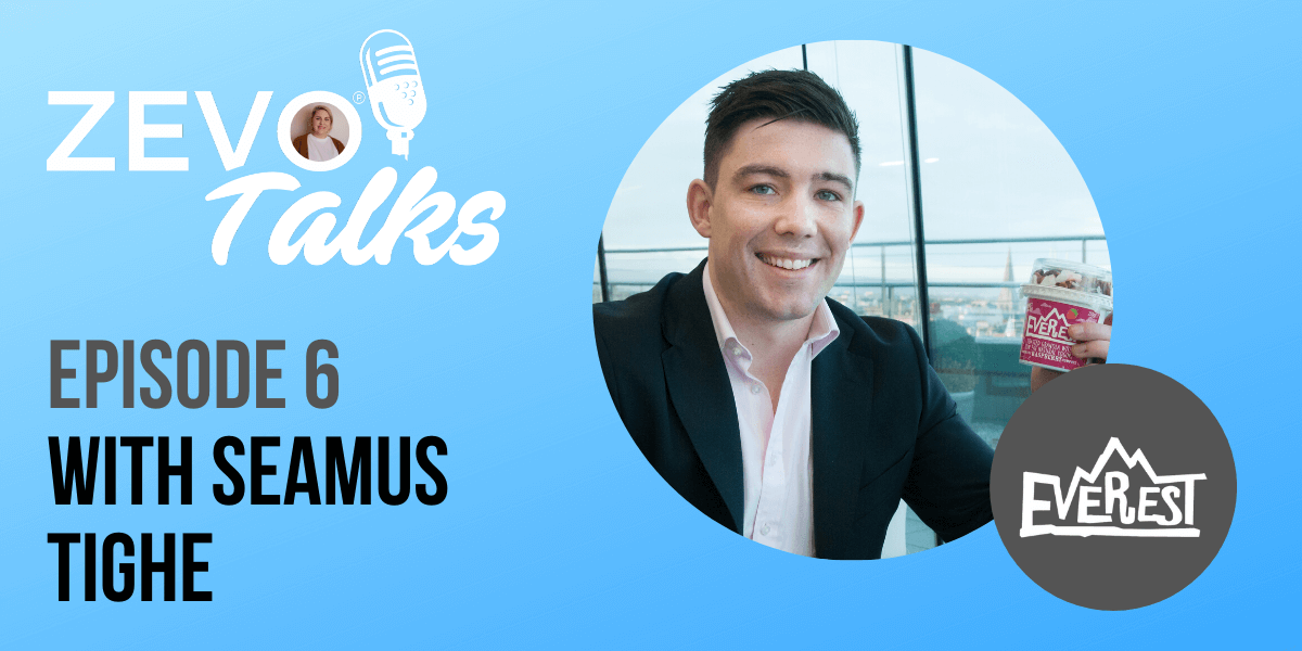 Managing work/life balance as an entrepreneur with Seamus Tighe