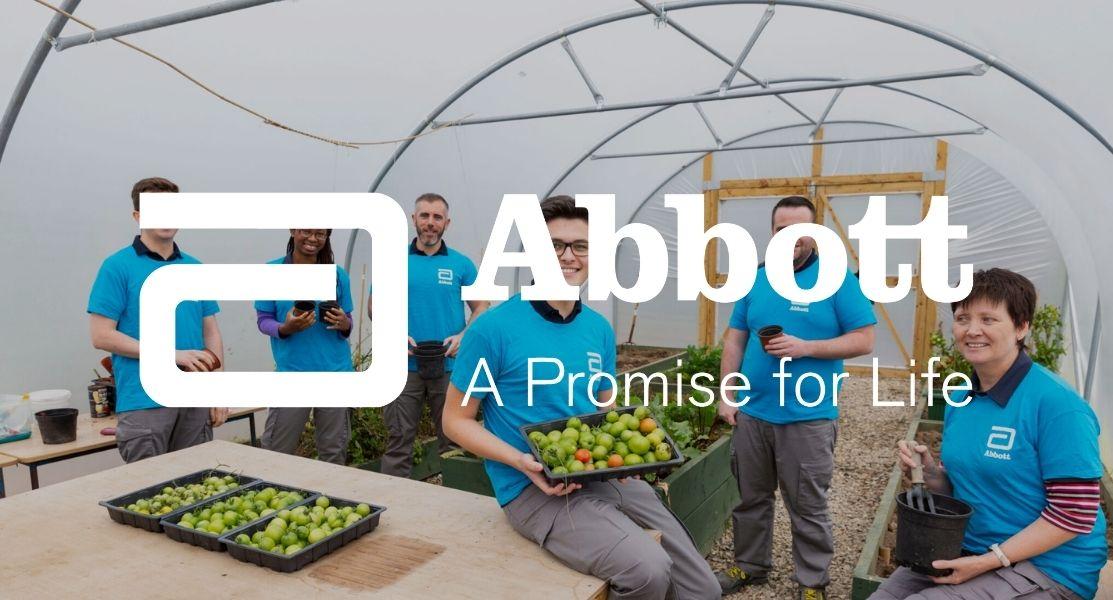 abbott logo testimonial