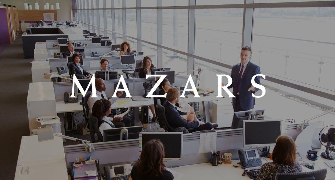 mazars logo